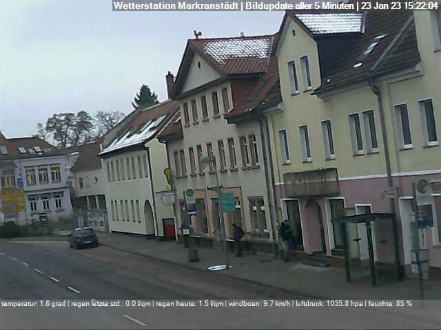 Wettercam Markranstädt / Bildupdate aller 5 Minuten